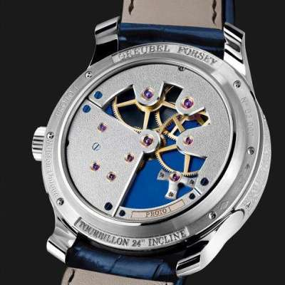 задняя сторона часов Greubel Forsey Tourbillon 24 Secondes Contemporain