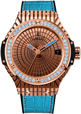 ������� ���� Big Bang Caviar «Lady 305» �� Hublot