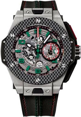 Часы Hublot Big Bang Ferrari Mexico Limited Edition