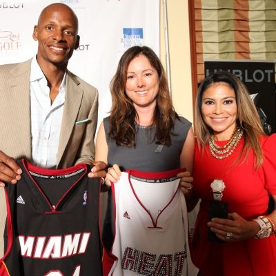 Мероприятие Ray Allen Golf Classic Dinner в La Gorce Country Club на Майами-Бич