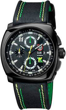 Часы Luminox Tony Kanaan Valjoux Chronograph