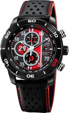Часы Matt Kenseth Limited Edition Primo от Citizen