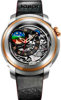 Шедевры Michel Jordi на Moscow Watch Expo 2012