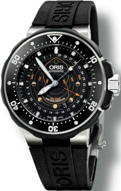 Часы ProDiver Pointer Moon от Oris