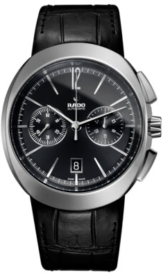 часы Rado D-Star Ceramic Chronograph