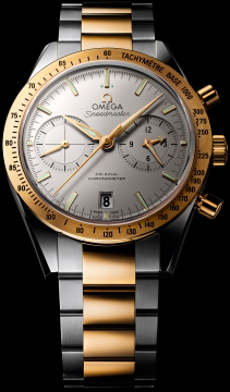 Часы Speedmaster '57 Omega Co-Axial Chronograph