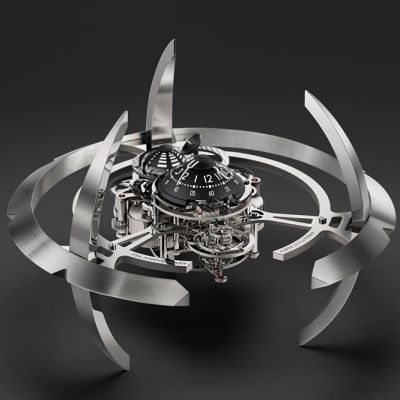 Часы Starfleet Machine от MB&F