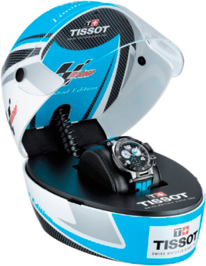часы T-Race MotoGP Limited Edition 2013 от Tissot