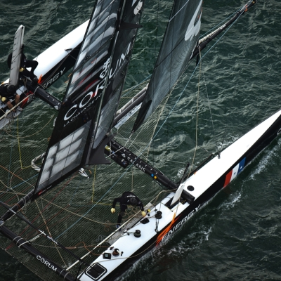 Команда Corum Energy на Newport Regatta
