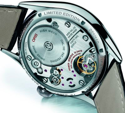 Часы Oris 110 Years Limited Edition