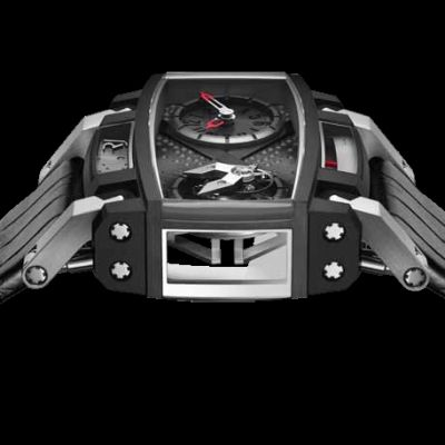 Часы Moon Orbiter Speed Metal от Romain Jerome