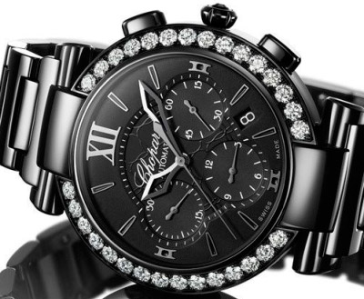���� Imperiale Chrono All Black �� Chopard