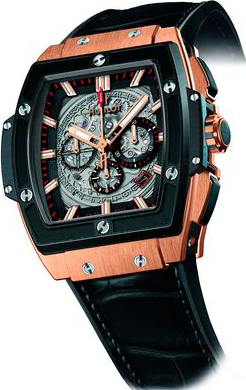 Часы Spirit of Big Bang от Hublot