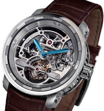 Часы DeWitt Twenty-8-Eight Skeleton Tourbillon