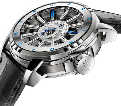 Часы Harry Winston Opus 12 для России
