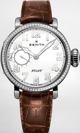 Часы Pilot Montre d'Aéronef 40MM Lady от Zenith