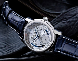 часы Worldtimer manufacture