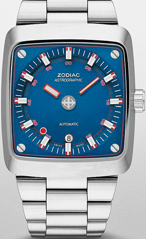 Часы Zodiac Astrographic Automatic
