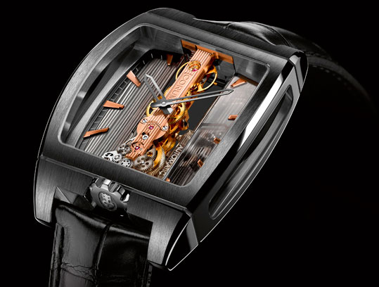 Часы Golden Bridge Automatic от Corum