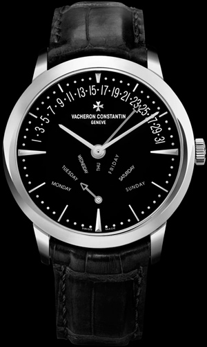 Часы Patrimony Retrograde Day And Date Moscow Boutique