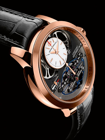Часы Constant Escapement L.M. Pink Gold от Girard-Perregaux