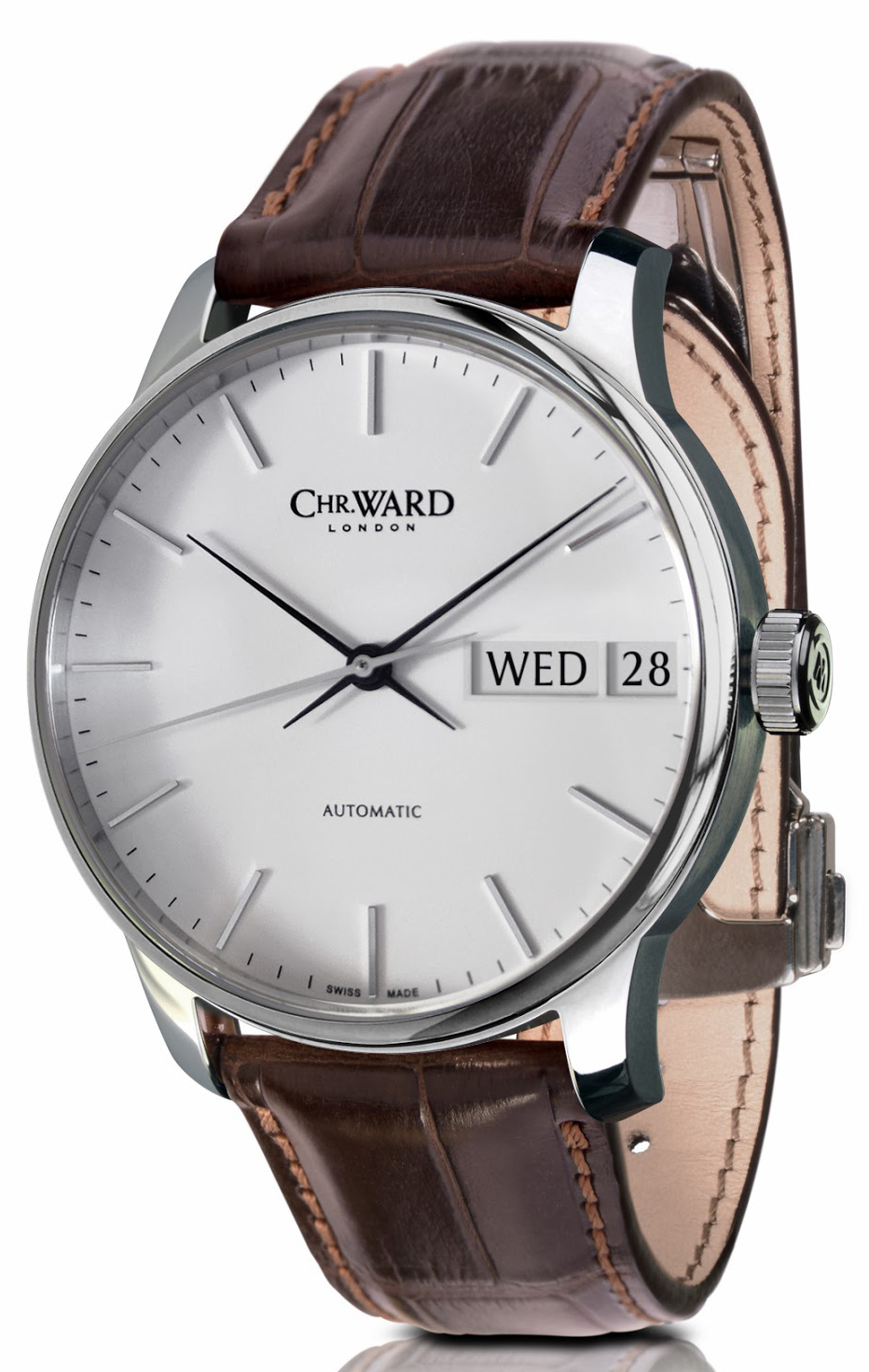 Часы C9 Harrison Big Day-Date от Christopher Ward