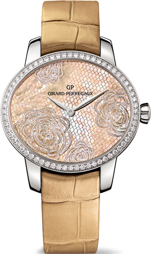 Часы Cat's Eye Bloom от Girard-Perregaux