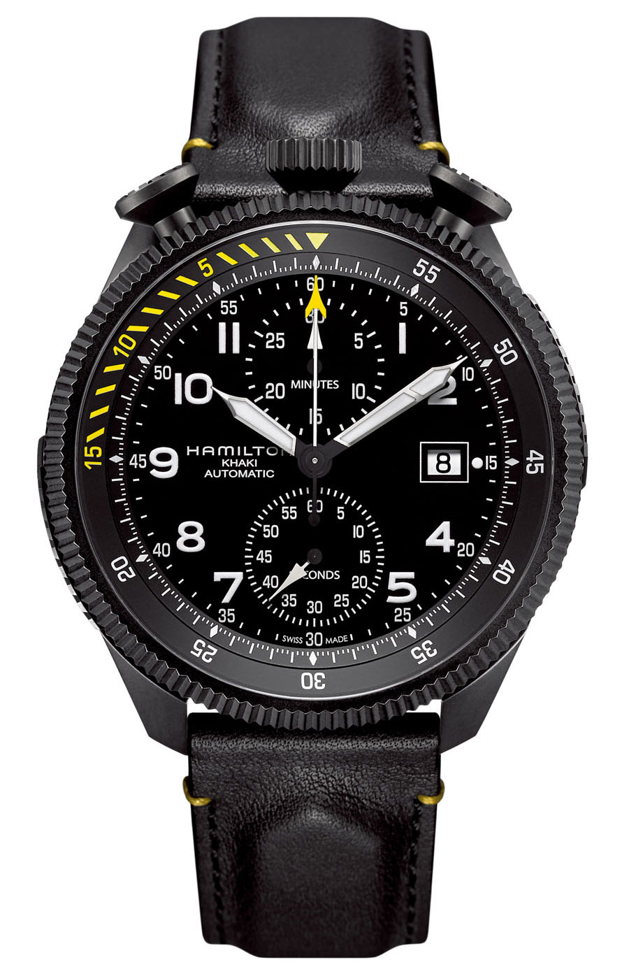 Часы Takeoff Auto Chrono Limited Edition от Hamilton