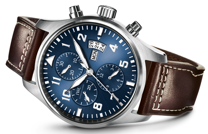 Часы Pilot's Watch Chronograph Edition «Le Petit Prince» от  IWC
