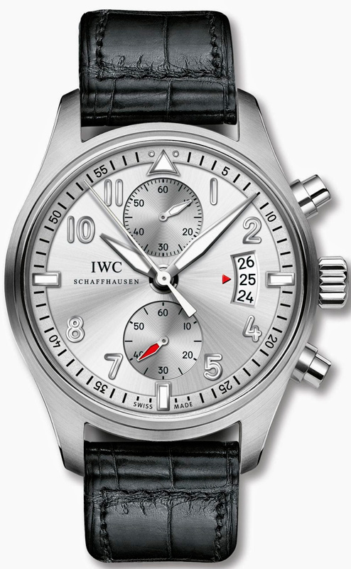 Pilot's Watch Chronograph Edition «Ju –Air» от IWC Schaffhausen