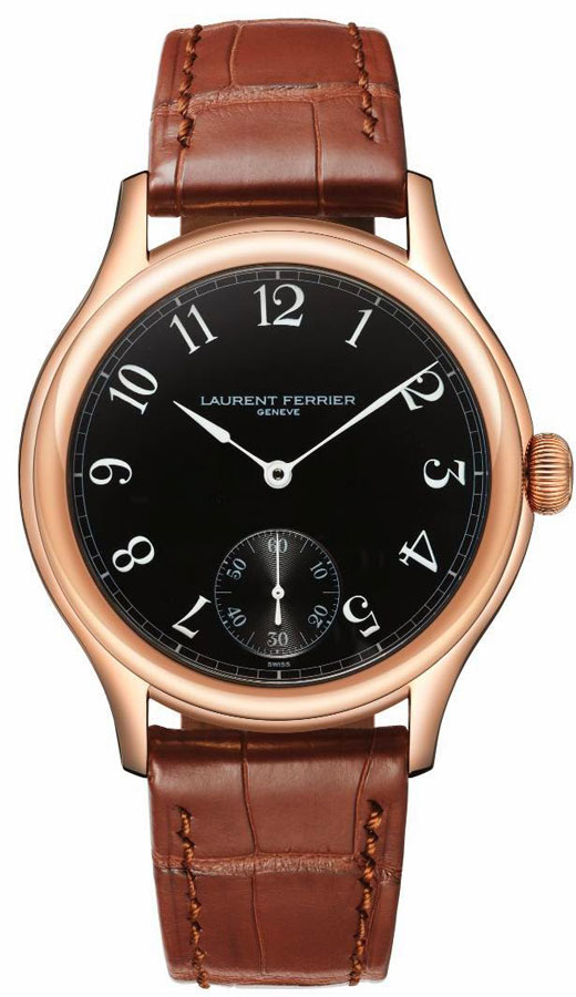 Часы Galet Micro-Rotor от Laurent Ferrier