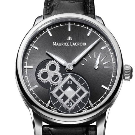 Часы Masterpiece Square Wheel от Maurice Lacroix