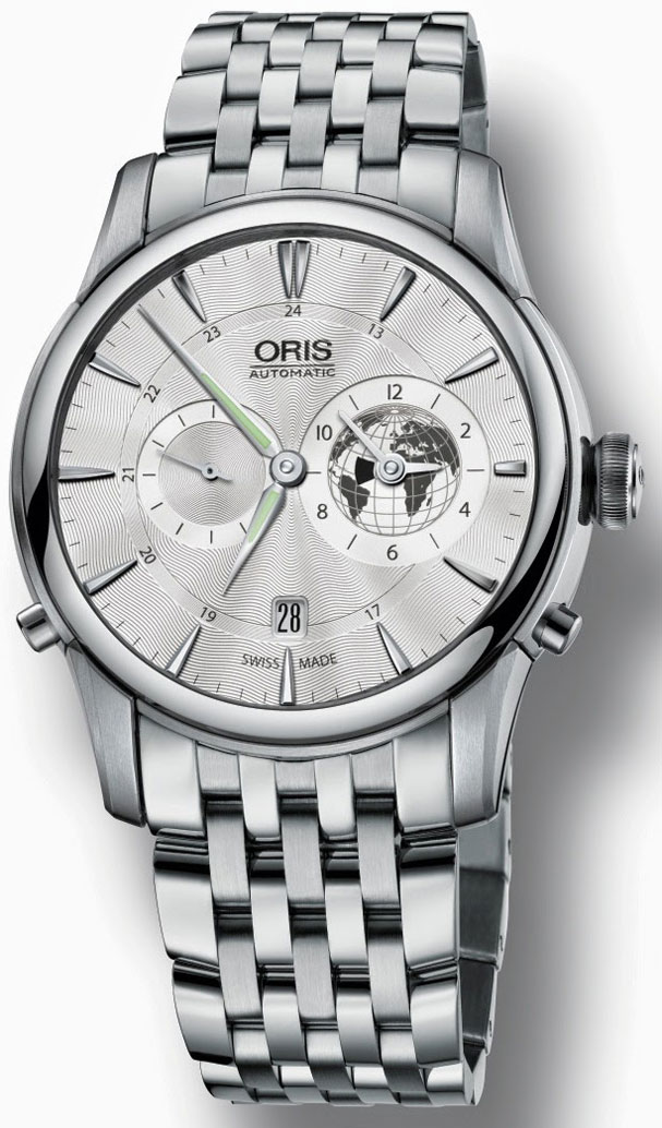 Часы Greenwich Mean Time Limited Edition от Oris