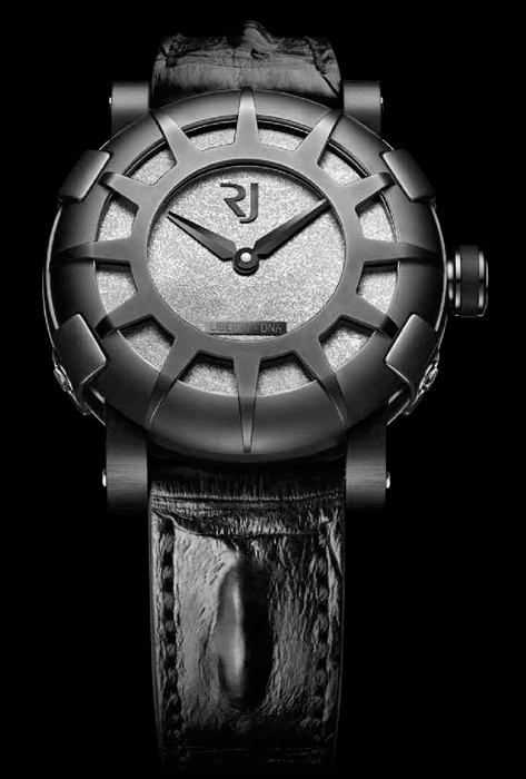 Часы  Liberty-DNA Black Edition от Romain Jerome
