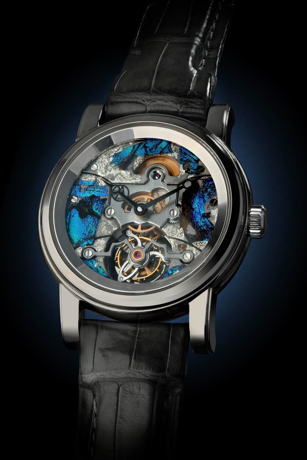 Часы Microcosmos Tourbillon от ArtyA