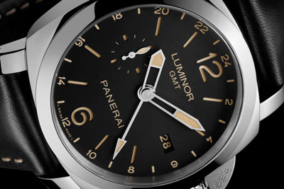 Часы PAM 531 Luminor 1950 3 Days GMT 24H от Panerai