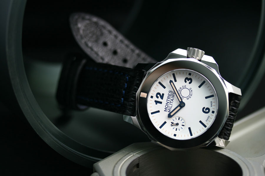 Часы Officier de Marine от Montres Militaire