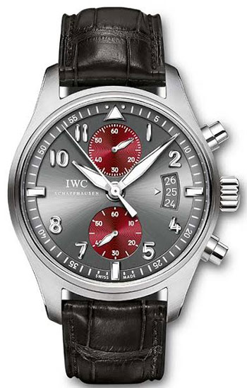 "Часы Pilot's Watch Spitfire Chronograph Edition ""Tribeca Film Festival 2014"" от WC Schaffhausen"