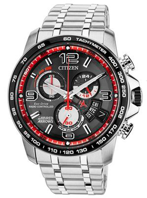 Часы Chrono Time A.T Red Arrows от Citizen