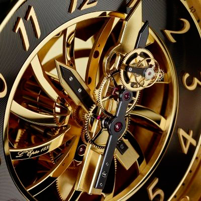 Часы L'Epée Two Hands Double Flying Tourbillon