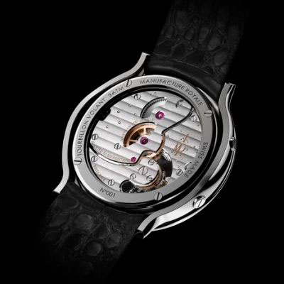 BaselWorld 2014: новые часы 1770 от Manufacture Royale