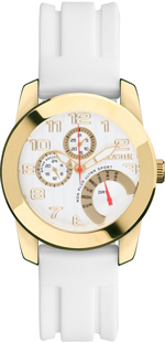 Sport Retrograde Yellow Gold