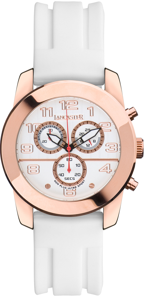 Sport Chrono Rose Gold