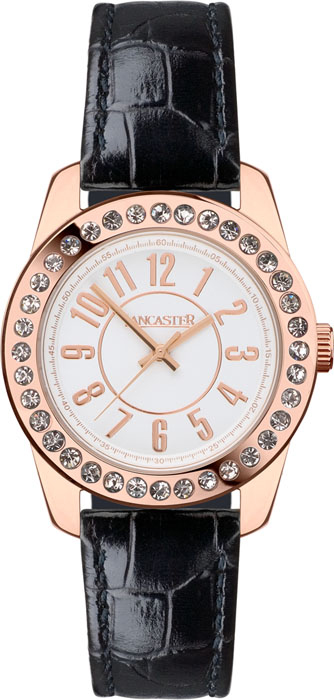 Lady Solotempo Rose Gold Arabic