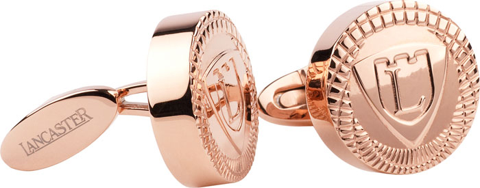 Opera Prima Cuff Ip Rose Gold 001RG