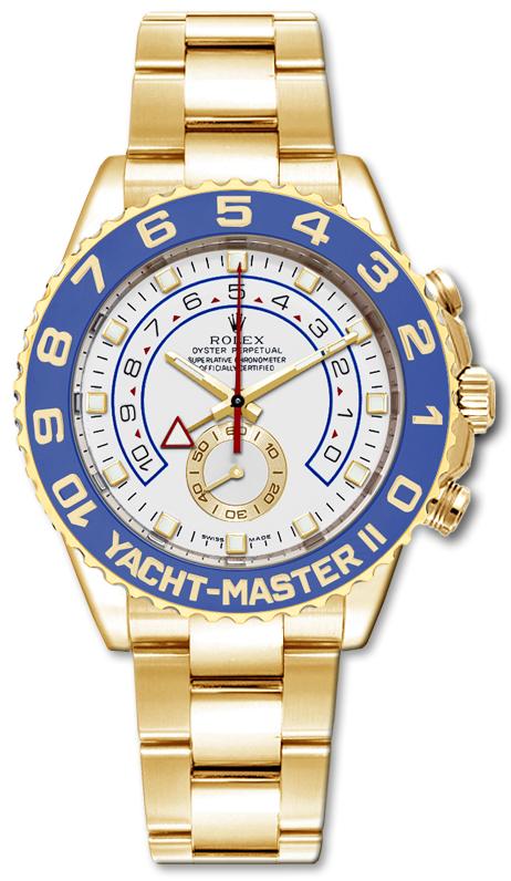 часы Rolex Yacht-Master II