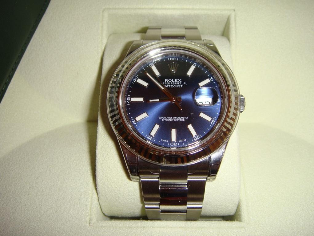 часы Rolex Datejust II 116334
