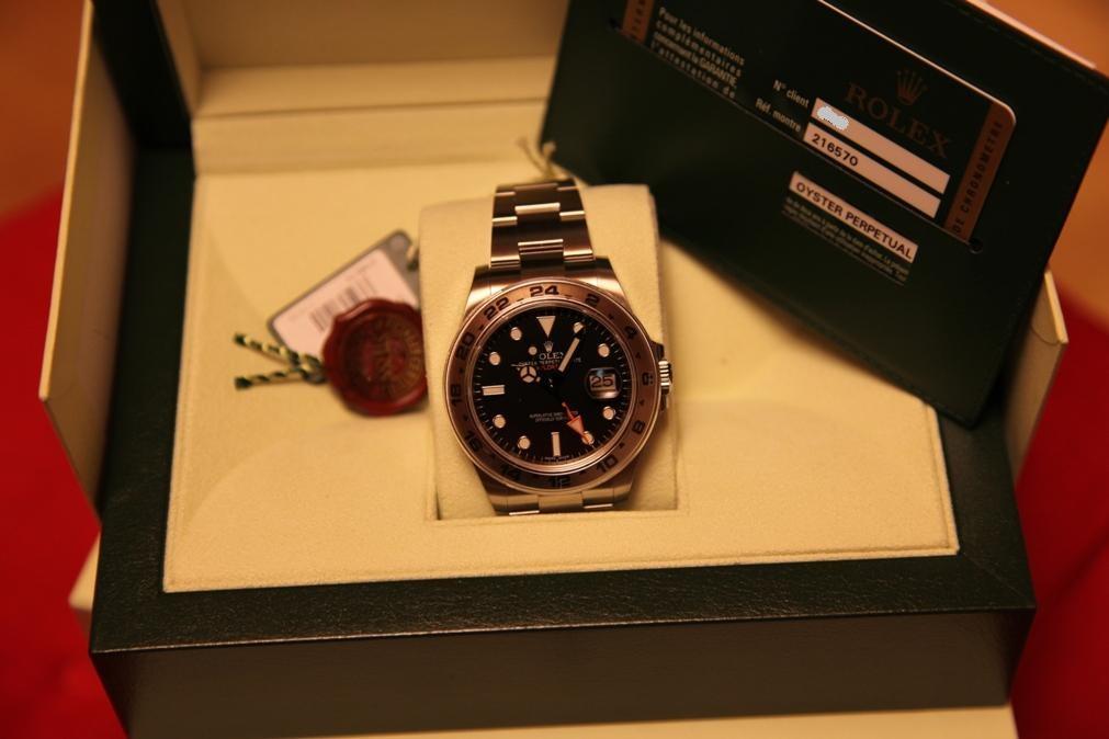 часы Rolex 216570 Black