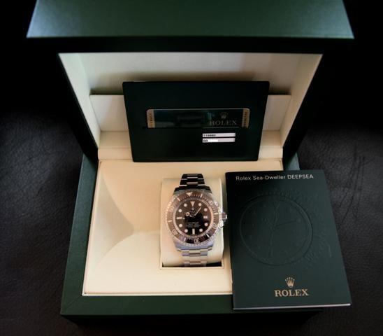 часы Rolex Deepsea 116660