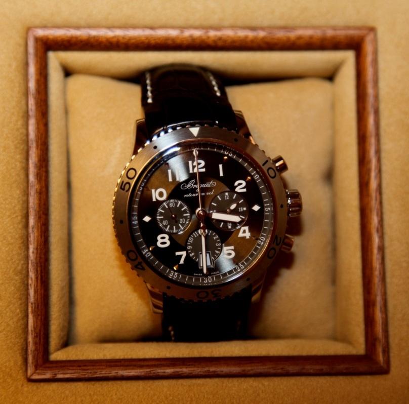 часы Breguet 3810